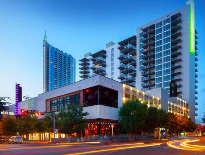 Downtown Houston Apartments - Houses For Rent Info